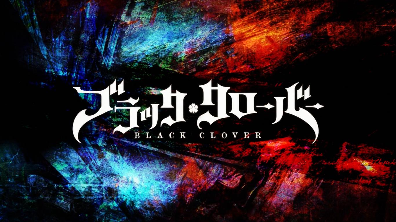Black Clover Black Clover Logo Wallpaper Hd 165737 Hd Wallpaper Backgrounds Download