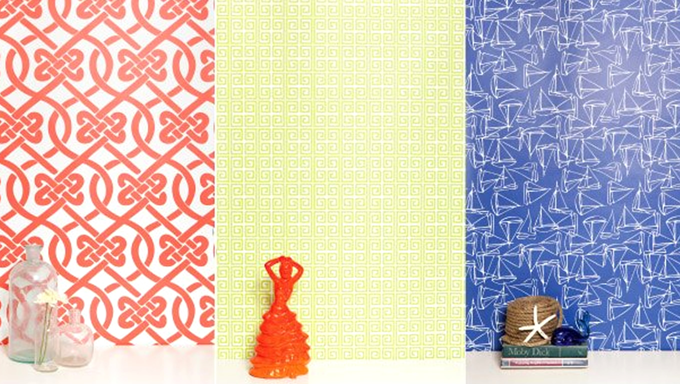 Boutique Design Of Resort Wallpaper Collection By Kimberly - New Wall Paper Design , HD Wallpaper & Backgrounds