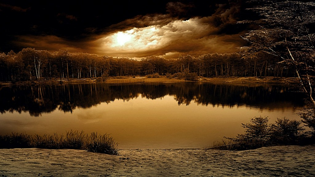 Amazing Nature Wallpapers Hd Dark Nature Background Hd