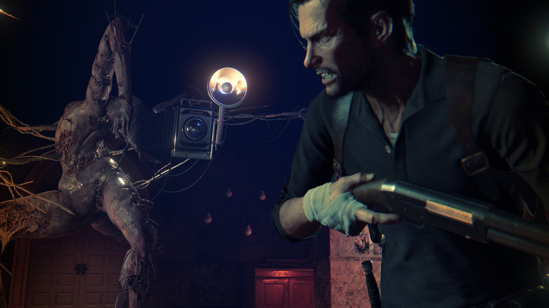 The Evil Within 2 Wallpapers Hd Guardian In Evil Within 2