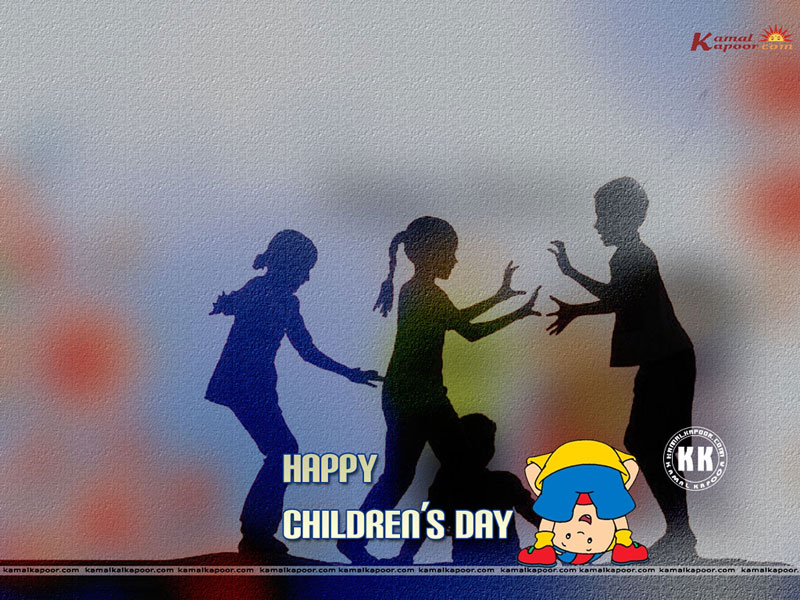 Children - Happy Friendship Day Photos Download , HD Wallpaper & Backgrounds
