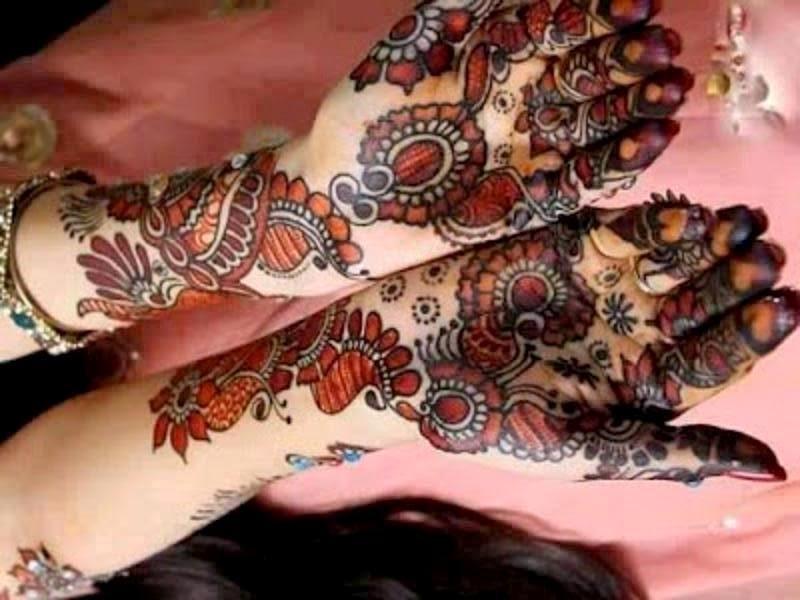 Mehndi Wallpaper Download - Fancy Hand Mehandi Designs , HD Wallpaper & Backgrounds