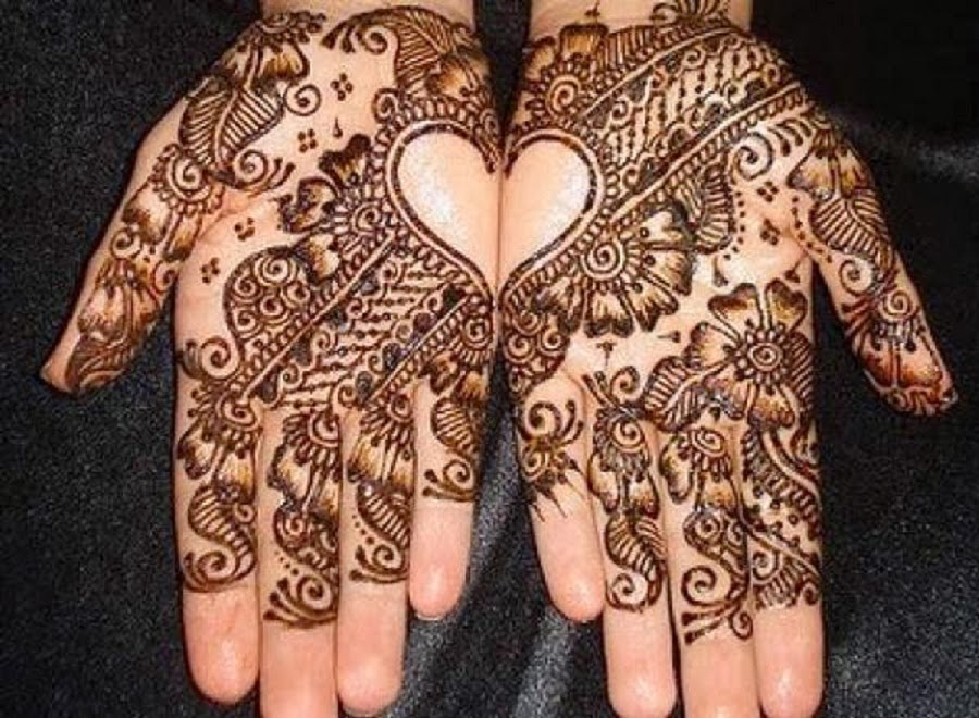 Simple 2014 New Mehndi Designs Collection Free Hd - Mehndi Design For Mens Wedding , HD Wallpaper & Backgrounds