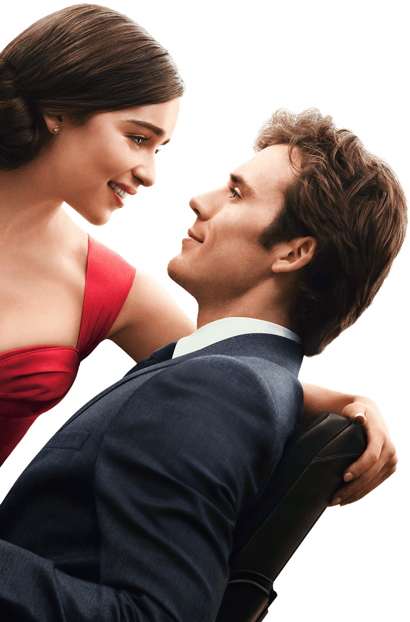 Me Before You Official Movie Site Available On Digital - Me Before You Png , HD Wallpaper & Backgrounds
