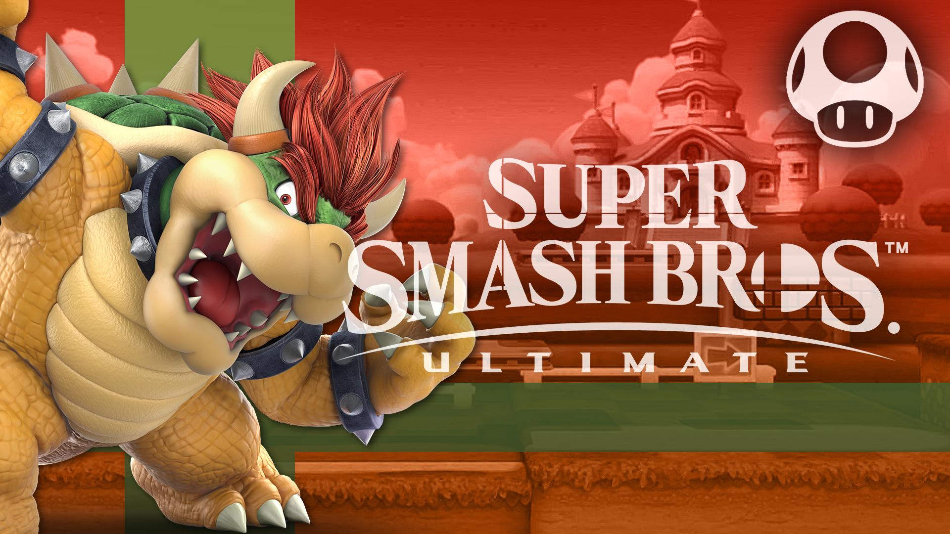 Bowser Super Mario Super Smash Bros Bowser Smash Ultimate