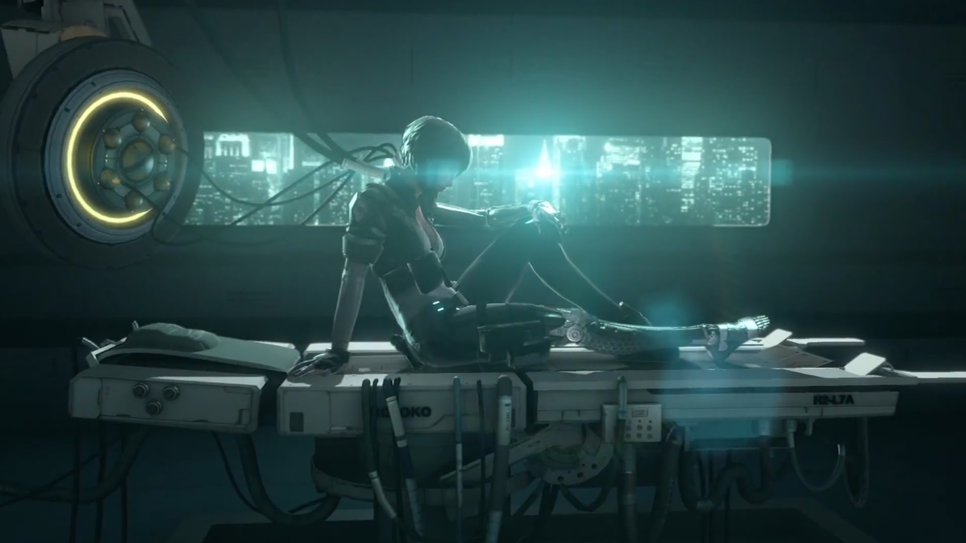 Ghost In The Shell Wallpaper Ghost In The Shell First Assault 1602261 Hd Wallpaper Backgrounds Download