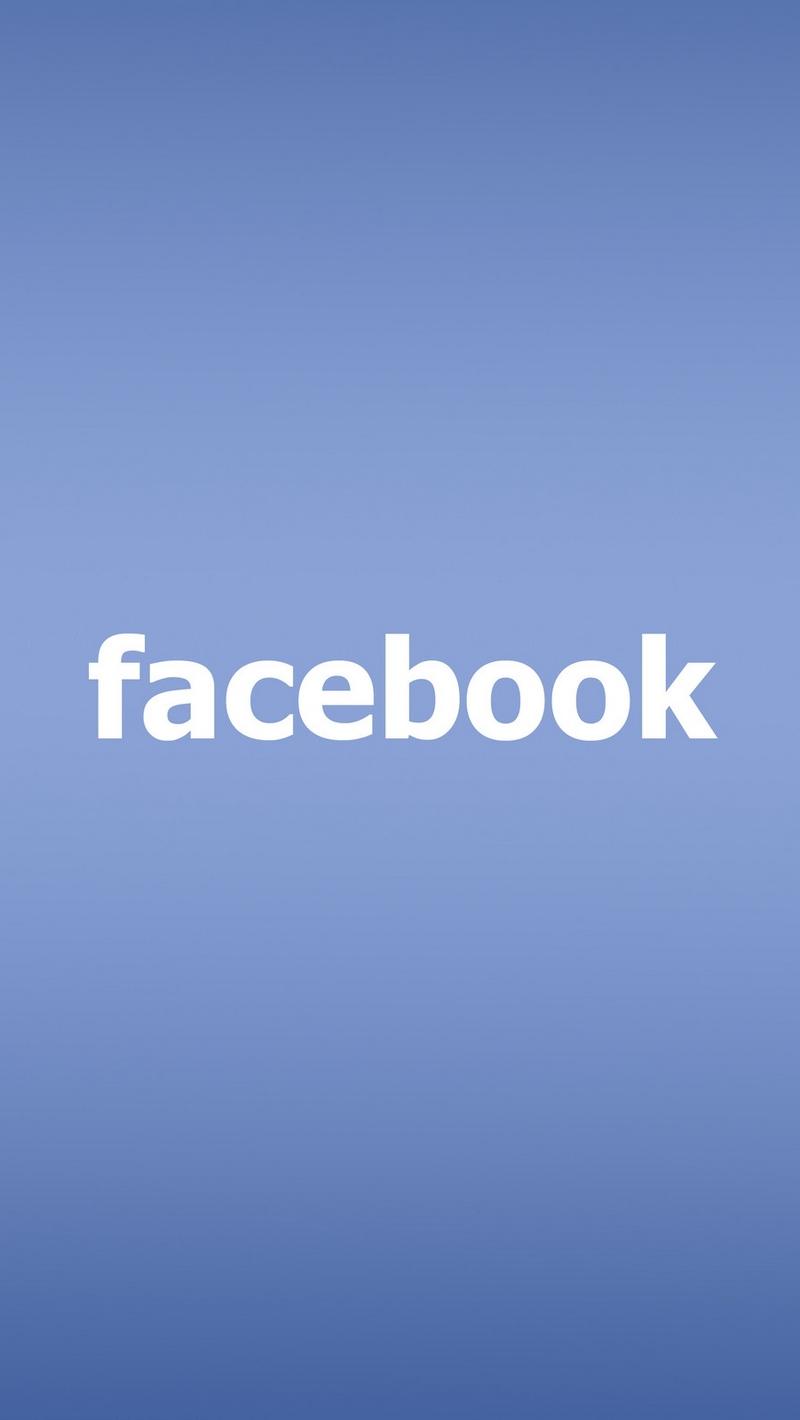 Wallpaper Facebook Social Network Design Logo Facebook
