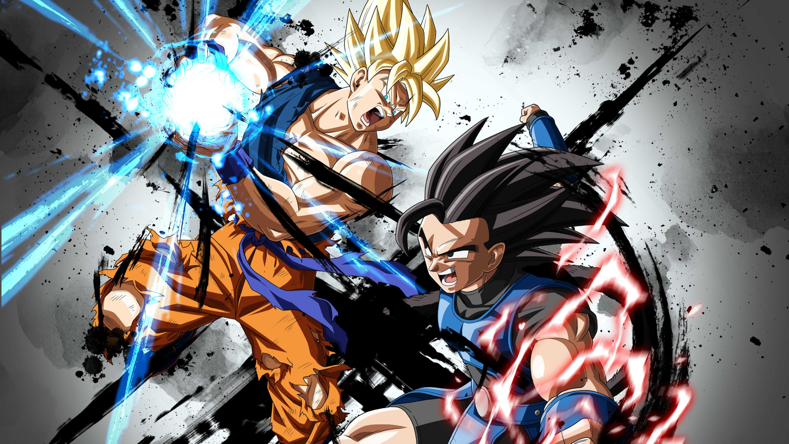 Right Click To Save Or Set As Desktop Background - Dragon Ball Imagenes Hd , HD Wallpaper & Backgrounds