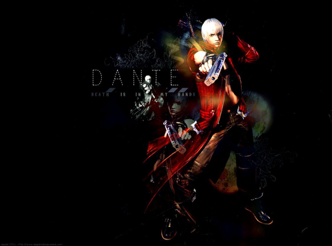 Nero And Dante Desktop Wallpaper Ps3 Games Wallpapers