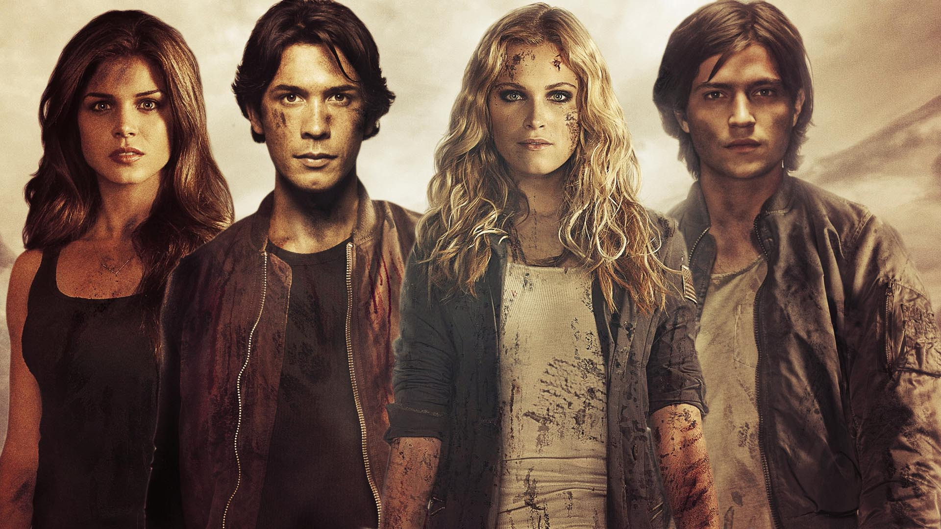The 100 Images Cast Of The 100 Hd Wallpaper And Background Does