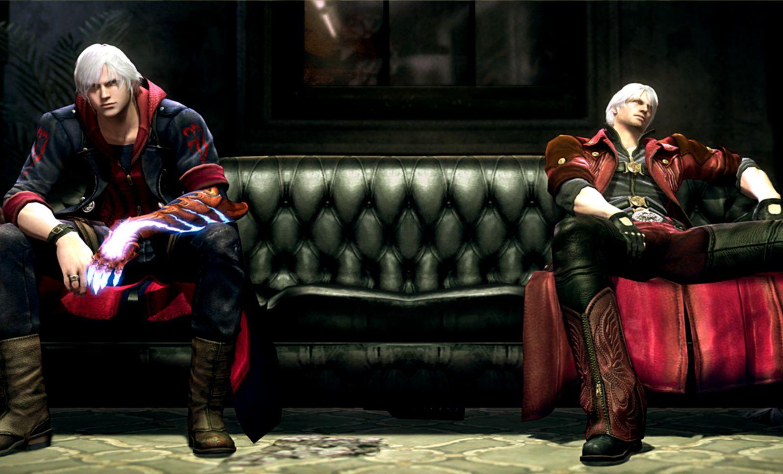 Devil May Cry Dmc Devil May Cry Video Games Dante Devil Nero