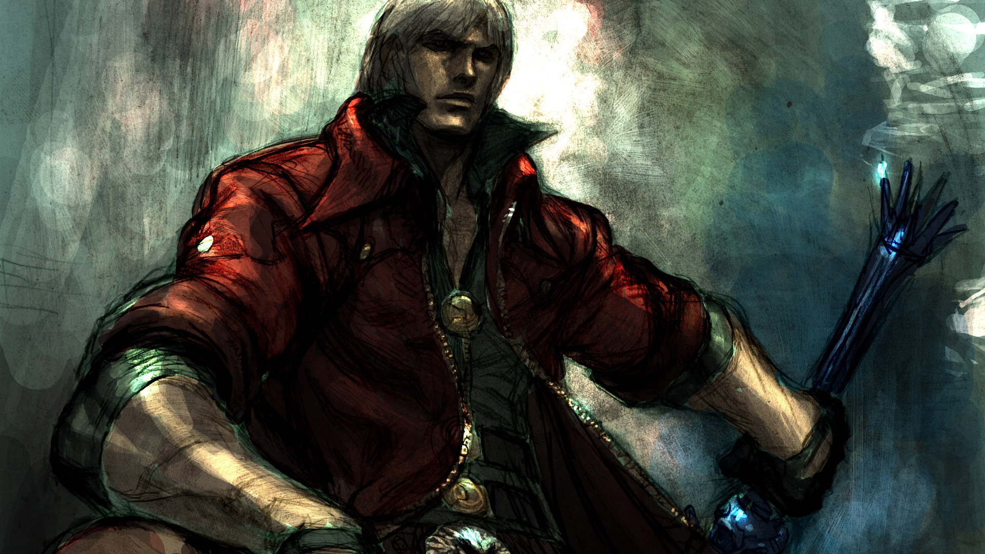 Dante Devil May Cry 1609202 Hd Wallpaper Backgrounds Download
