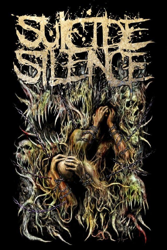 Suicide Silence - Suicide Silence Uk Tour 2017 , HD Wallpaper & Backgrounds