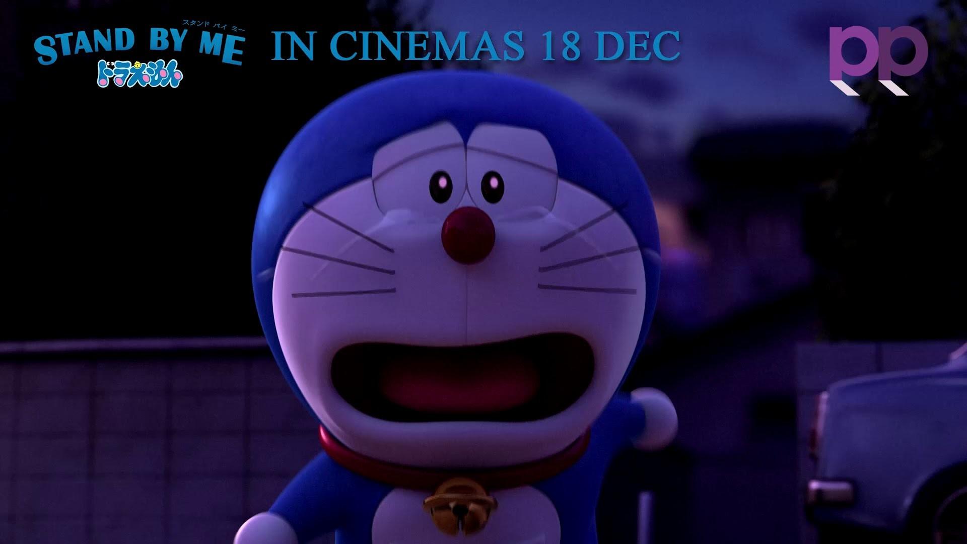 Doraemon Doraemon In Winter Hd Wallpaper And Video