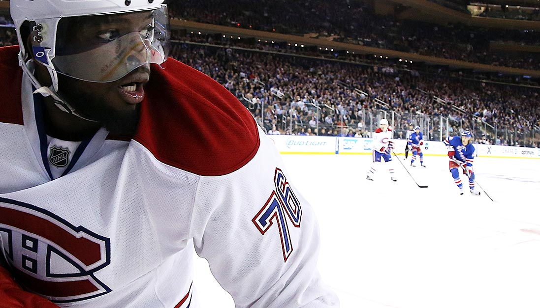 Pernell Karl Subban Hd Wallpaper - College Ice Hockey , HD Wallpaper & Backgrounds