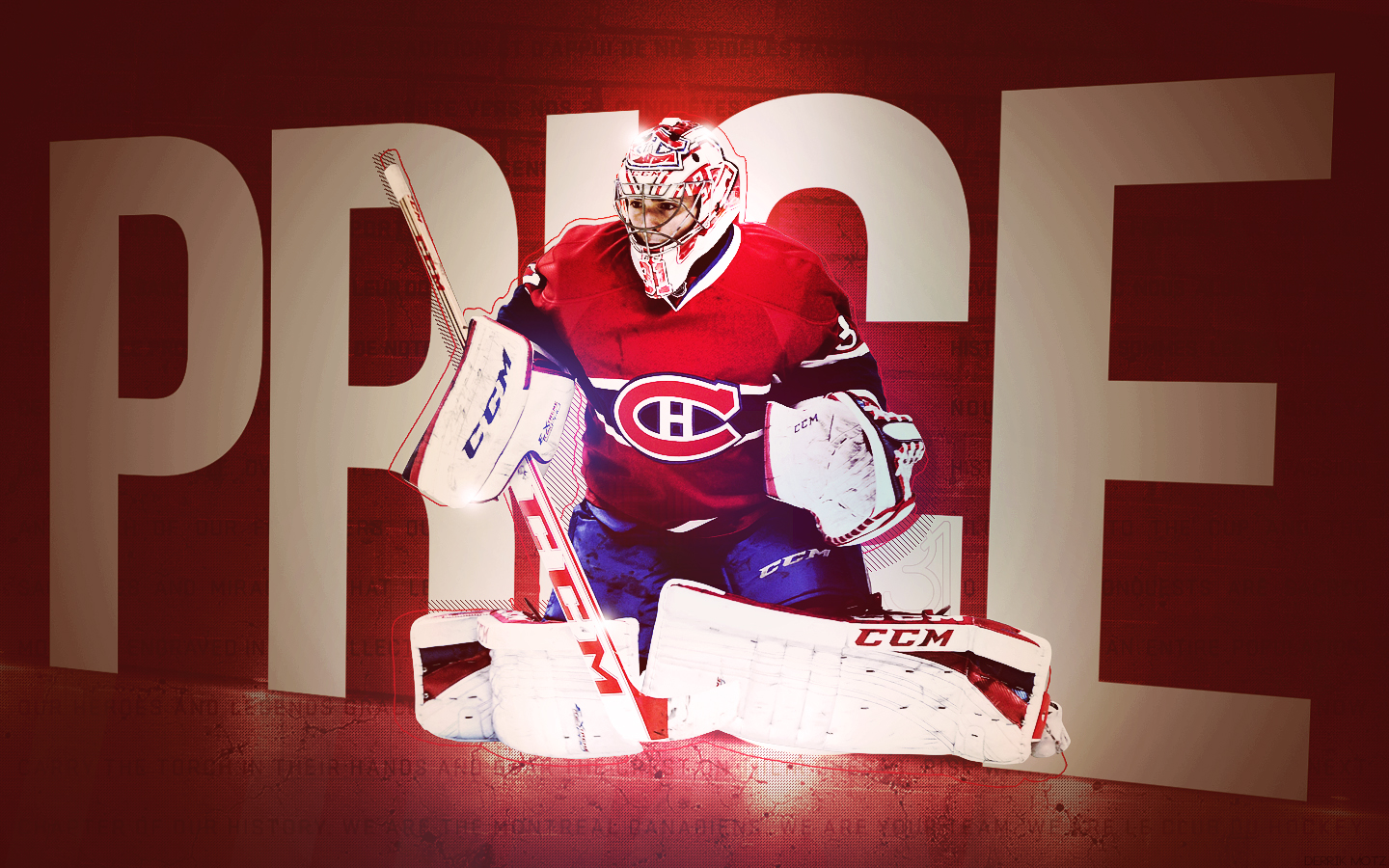 Carey Price Wallpapers Carey Price Montreal Canadiens