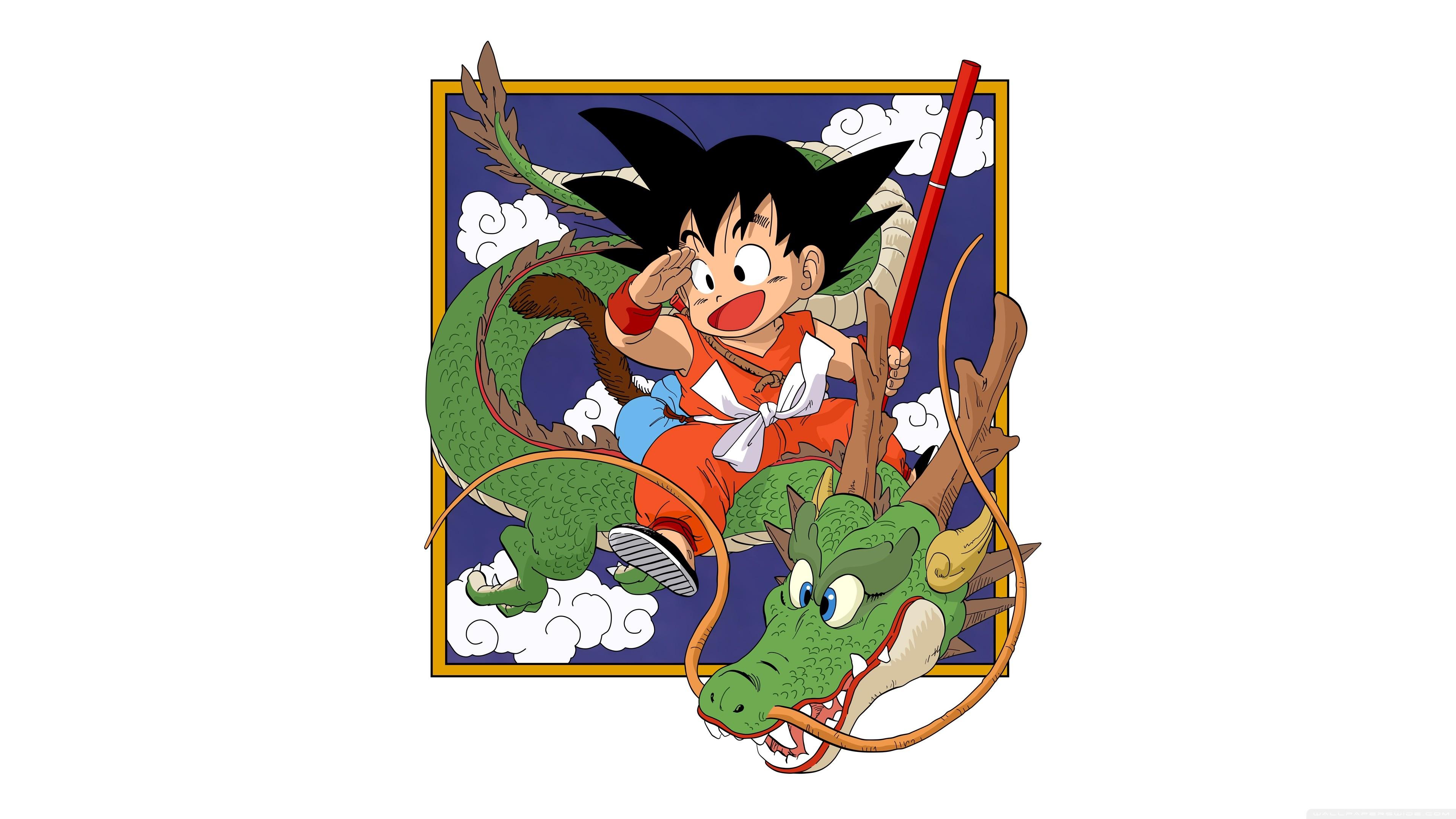 Kid Goku Wallpaper Dragon Ball 1615515 Hd Wallpaper