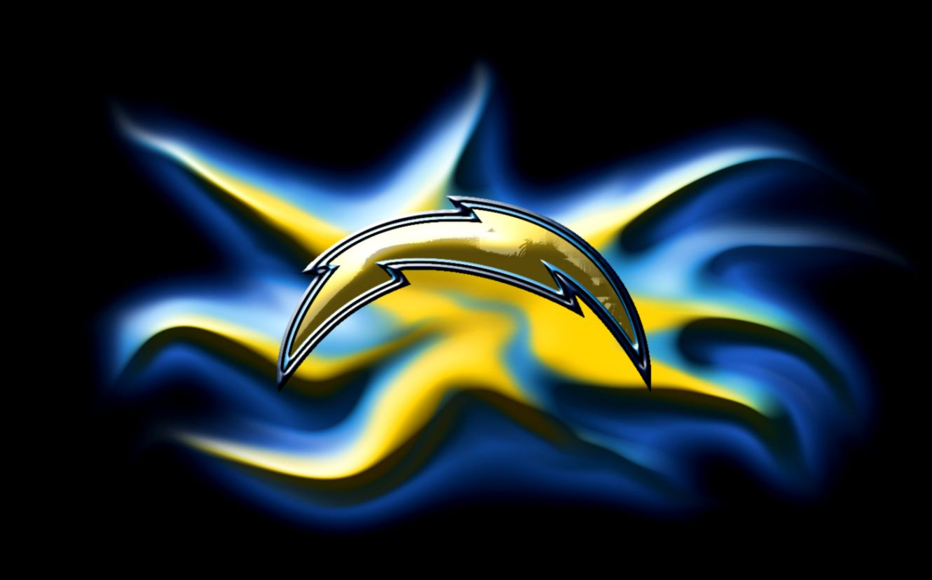 San Diego Chargers Football Team Logo Wallpaper Click Los