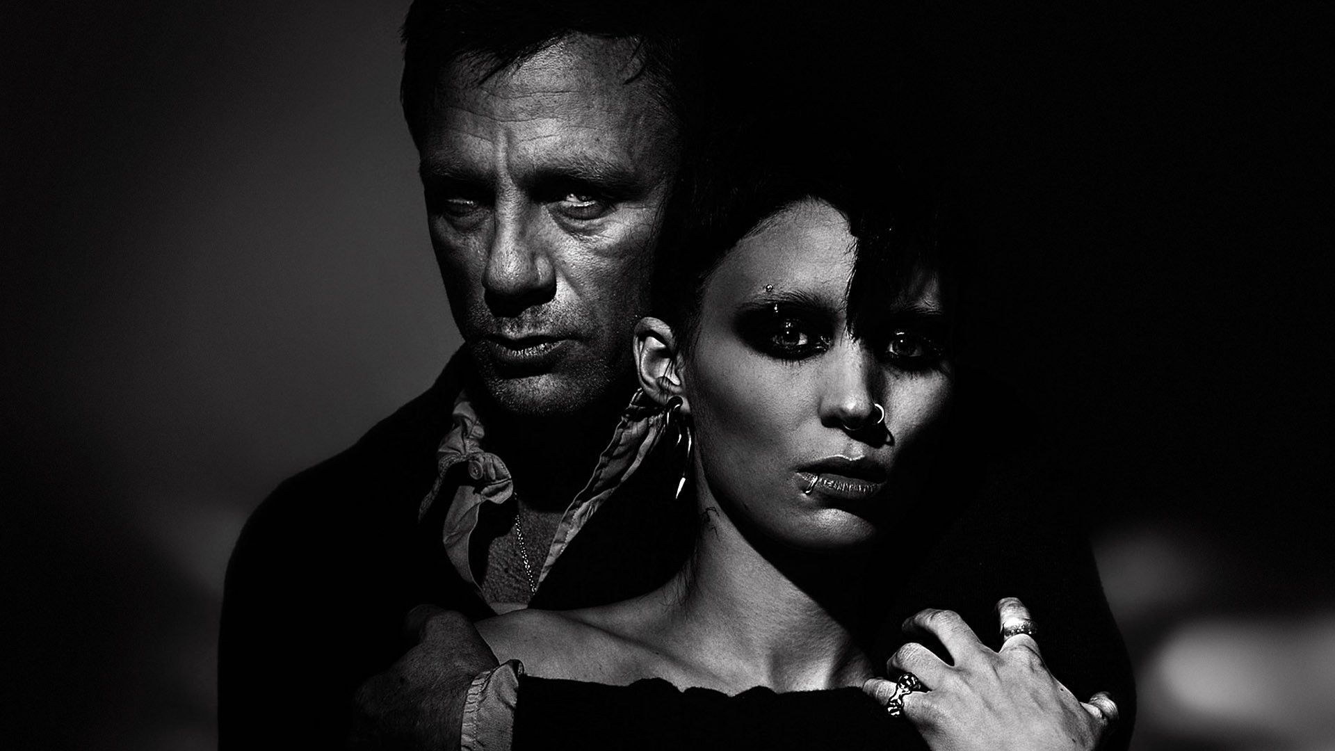 The Girl With The Dragon Tattoo Hd Wallpaper Girl With The