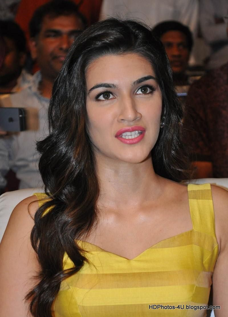 Heropanti & Dilwale Actress Kriti Sanon Hd Photos & - Girl , HD Wallpaper & Backgrounds