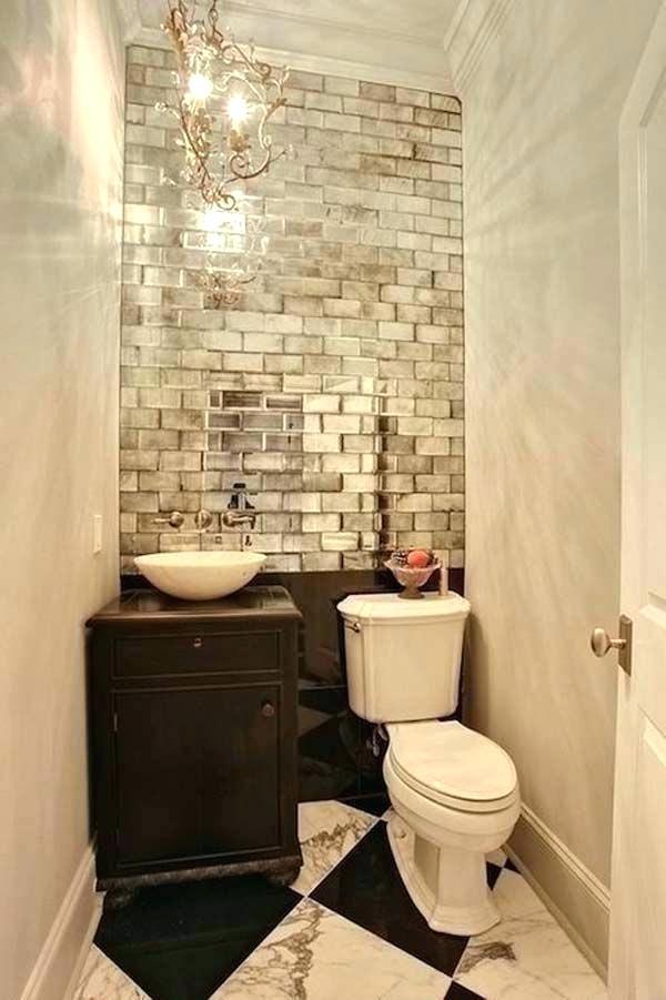 Small Bathroom Wallpaper Ideas For Bathrooms The Best Mirror Tile Backsplash Bathroom 1622814 Hd Wallpaper Backgrounds Download