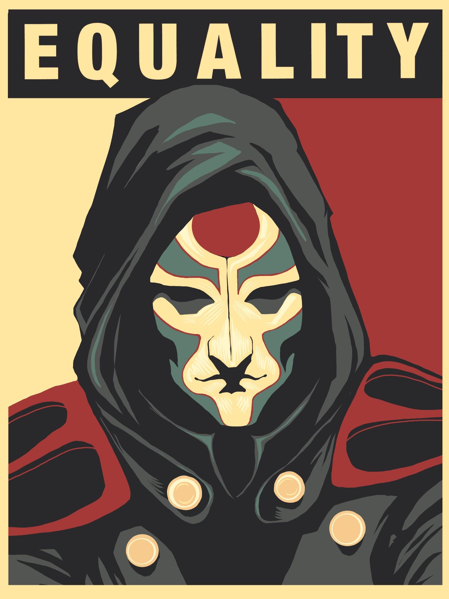 The Legend Of Amon Wallpaper Amon Legend Of Korra 1627960