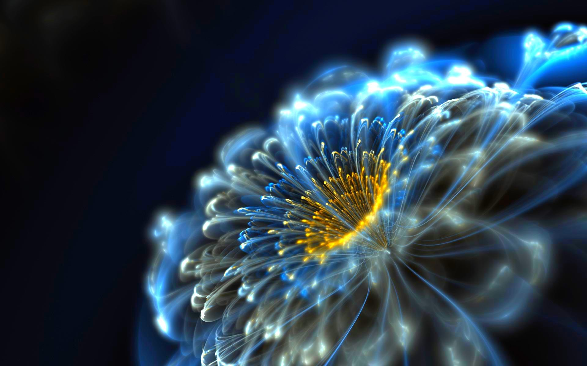 Electrical Engineering - Hd Neon Flowers , HD Wallpaper & Backgrounds