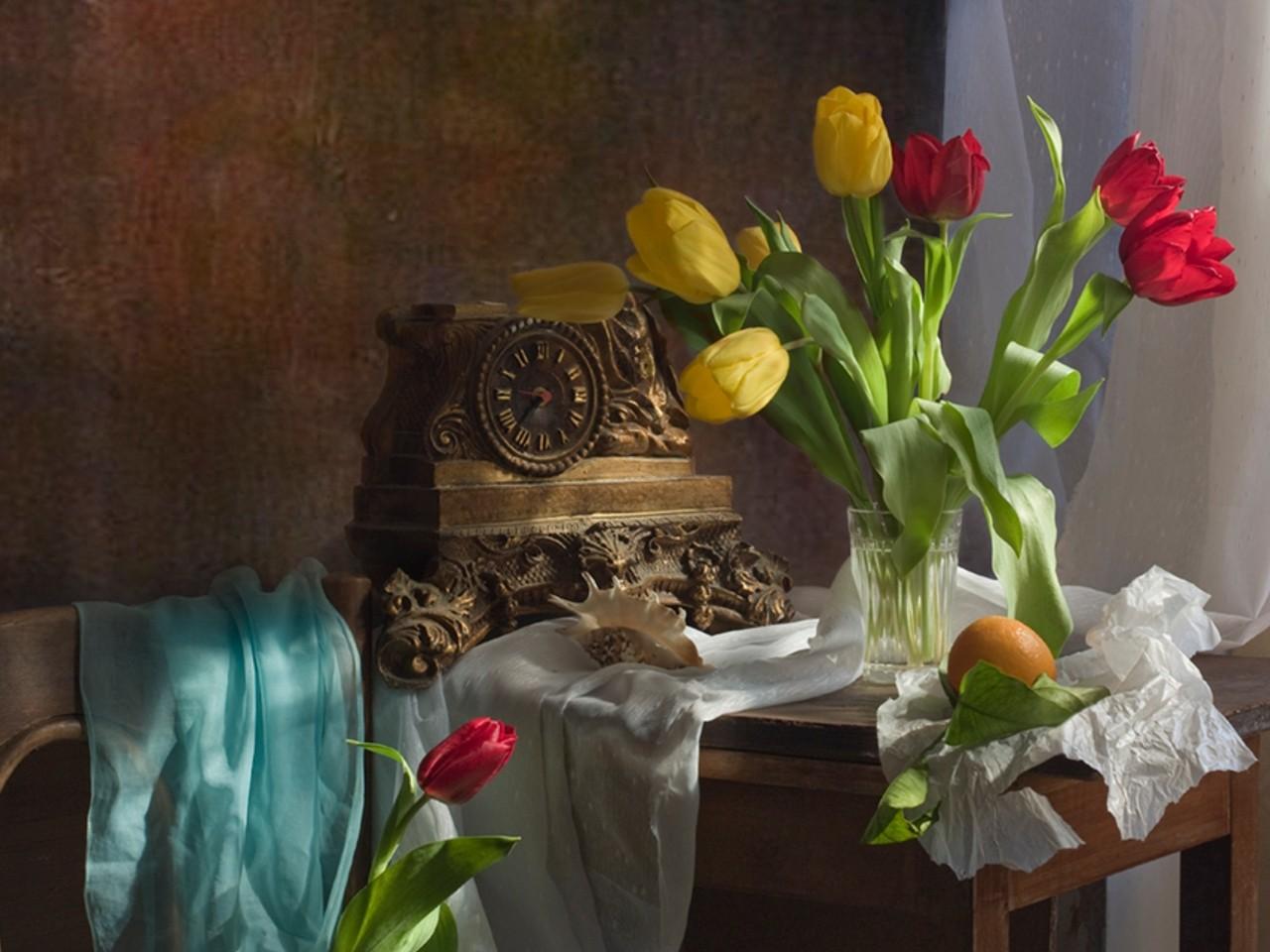 Wallpaper Download Free - Bouquet , HD Wallpaper & Backgrounds