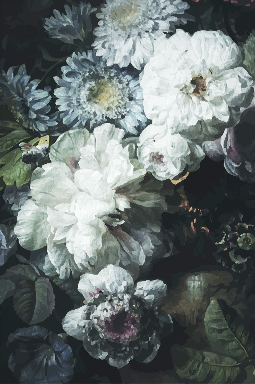 Ah -> Lovely Flowers Wallpapers Download Free - Cornelis Van Spaendonck Still Life With Flowers , HD Wallpaper & Backgrounds