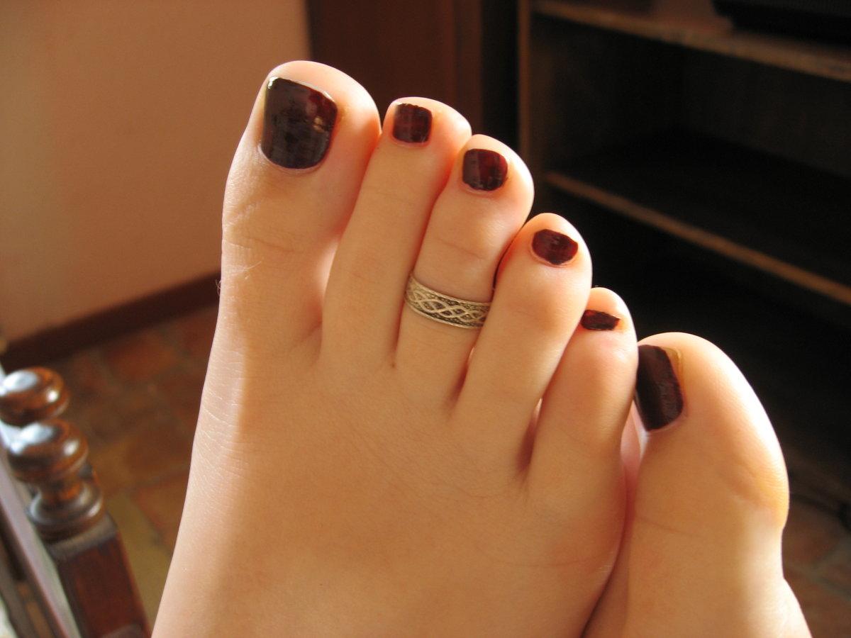 Wallpaper Cute Feet Black Nail Polish 1630323 Hd Wallpaper Backgrounds Download