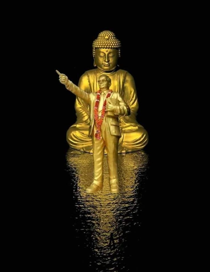 Gold Buddha , HD Wallpaper & Backgrounds