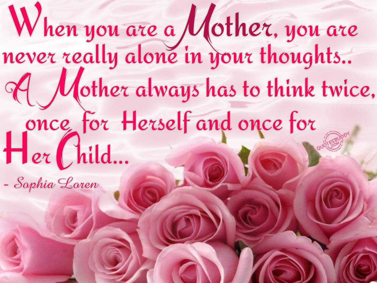 Day Quotes - Happy Mothers Day Quotes 2019 (#1635024) - HD ...