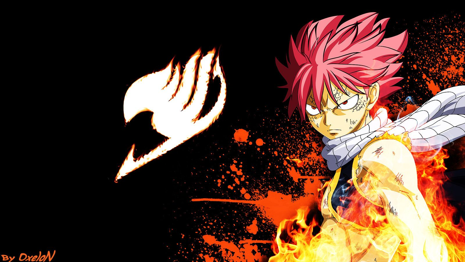 The Gallery For Natsu Dragneel Wallpaper Fairy Tail Natsu
