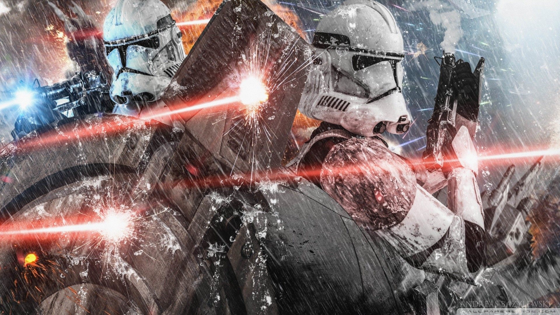 Hd Star Wars Clone Wars 1636933 Hd Wallpaper