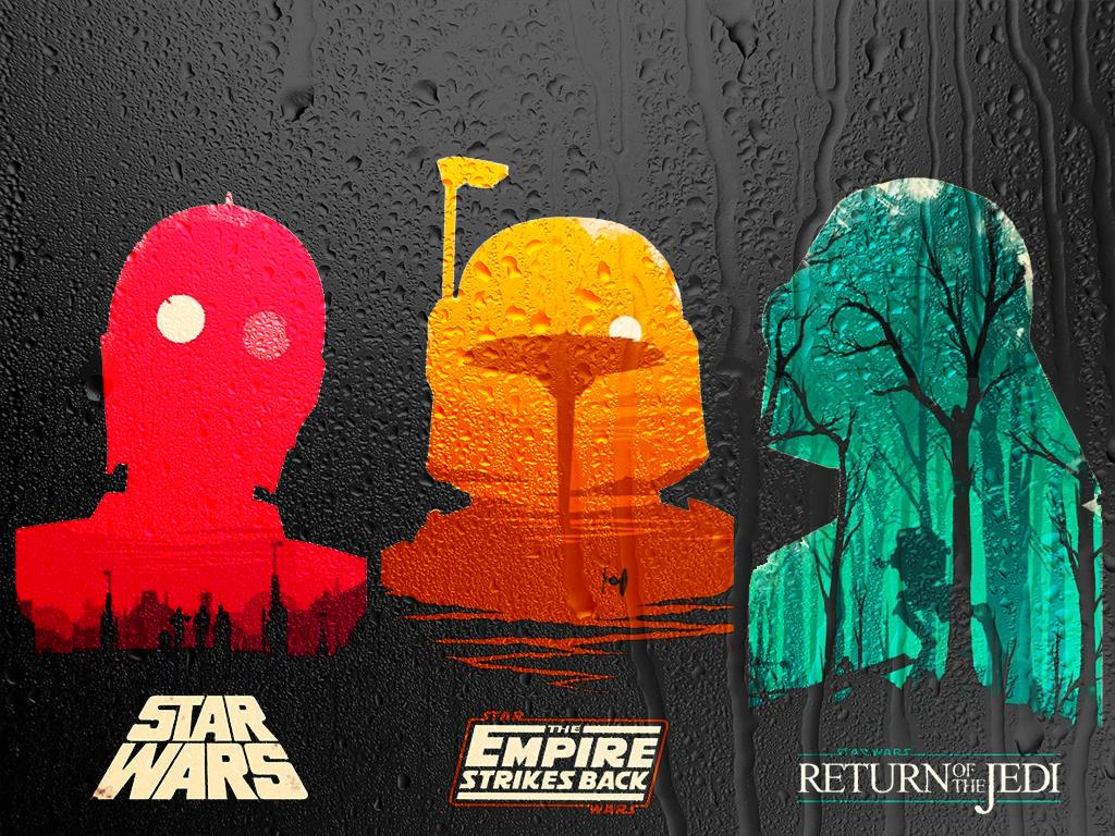 A Star Wars Wallpaper I Once Made Using Those Ever Poster Star Wars 8 1637055 Hd Wallpaper Backgrounds Download