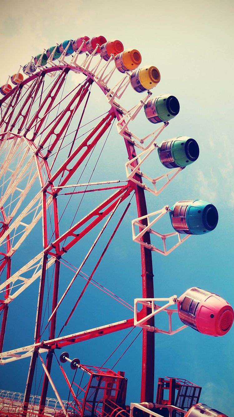Samsung Wallpapers S6 S6 Plus S6 Edge Note 4 Note 5 Ferris Wheel Wallpaper Iphone 1637549 Hd Wallpaper Backgrounds Download