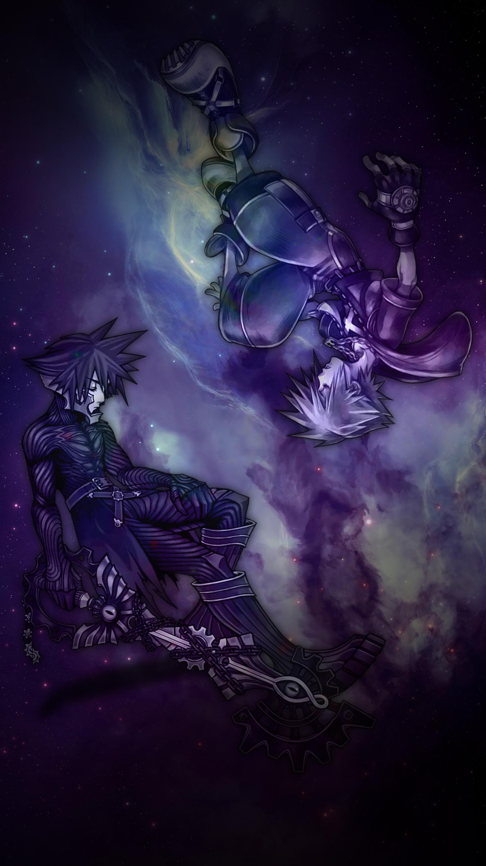Kingdom Hearts Phone Wallpaper Hd