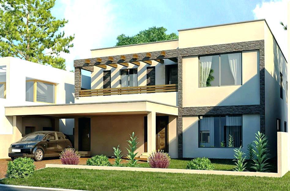 Grey House Exterior Color Schemes Modern Home Exterior