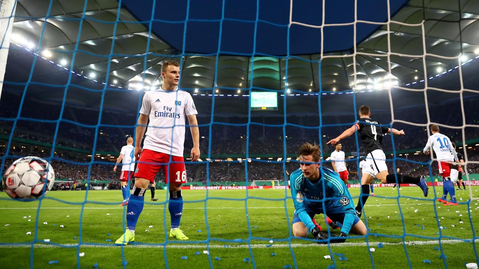Rb Leipzig Eliminate Hamburg To Reach First German Rb Leipzig Hsv 1649539 Hd Wallpaper Backgrounds Download