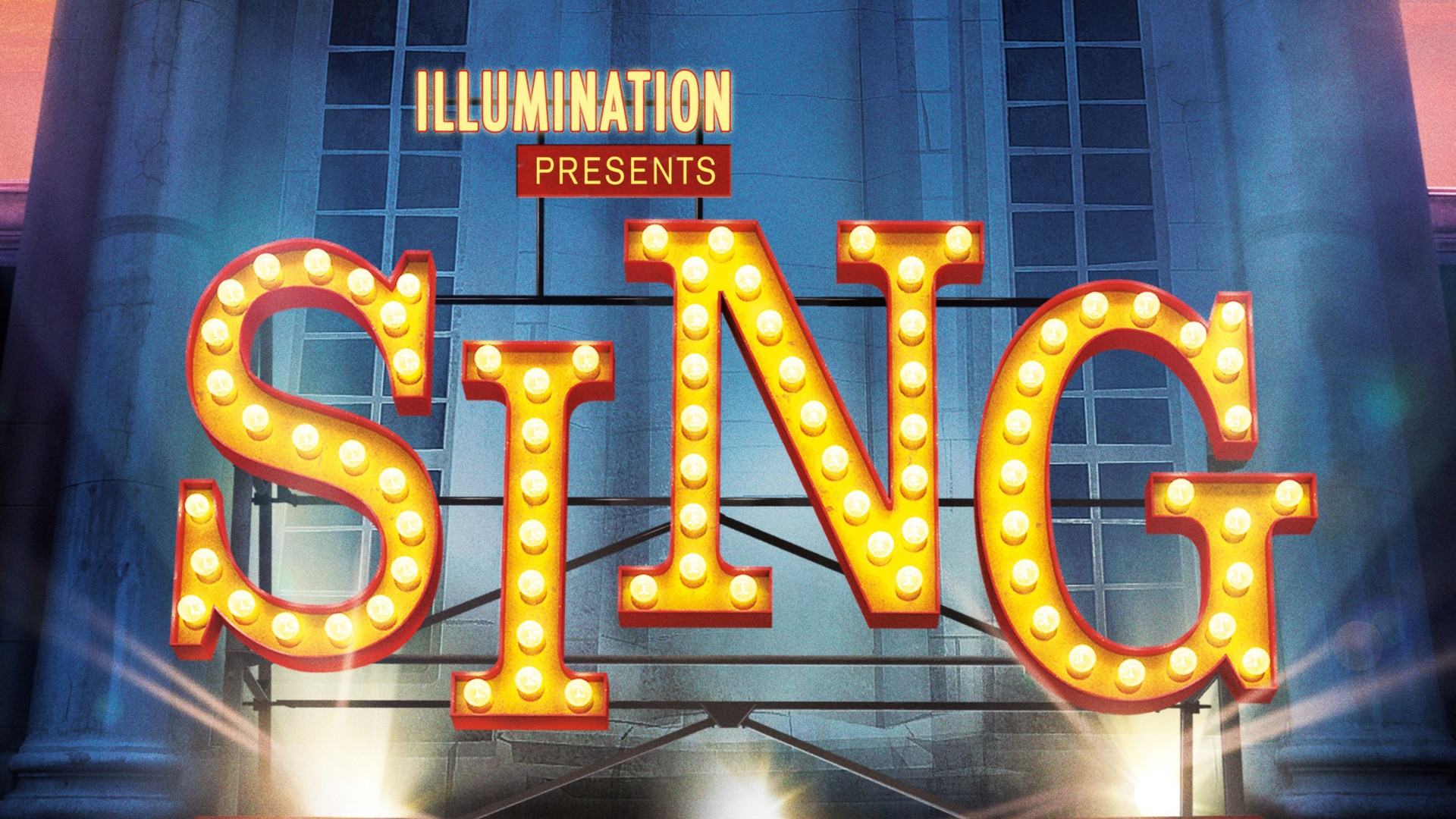 Sing Movie , HD Wallpaper & Backgrounds
