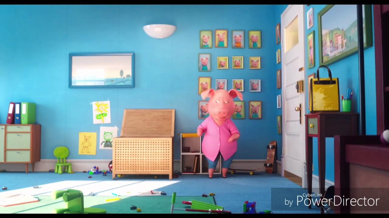 Sing Movie Wallpaper - Imag De Sing Ven Y Canta , HD Wallpaper & Backgrounds