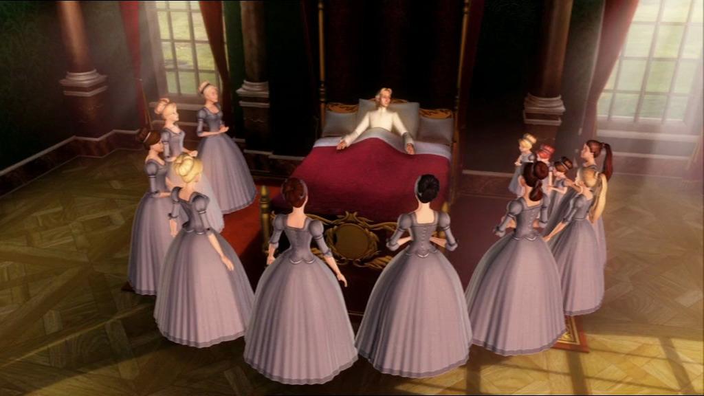 Barbie E Le 12 Principesse Danzanti Images Let's Sing - Barbie , HD Wallpaper & Backgrounds