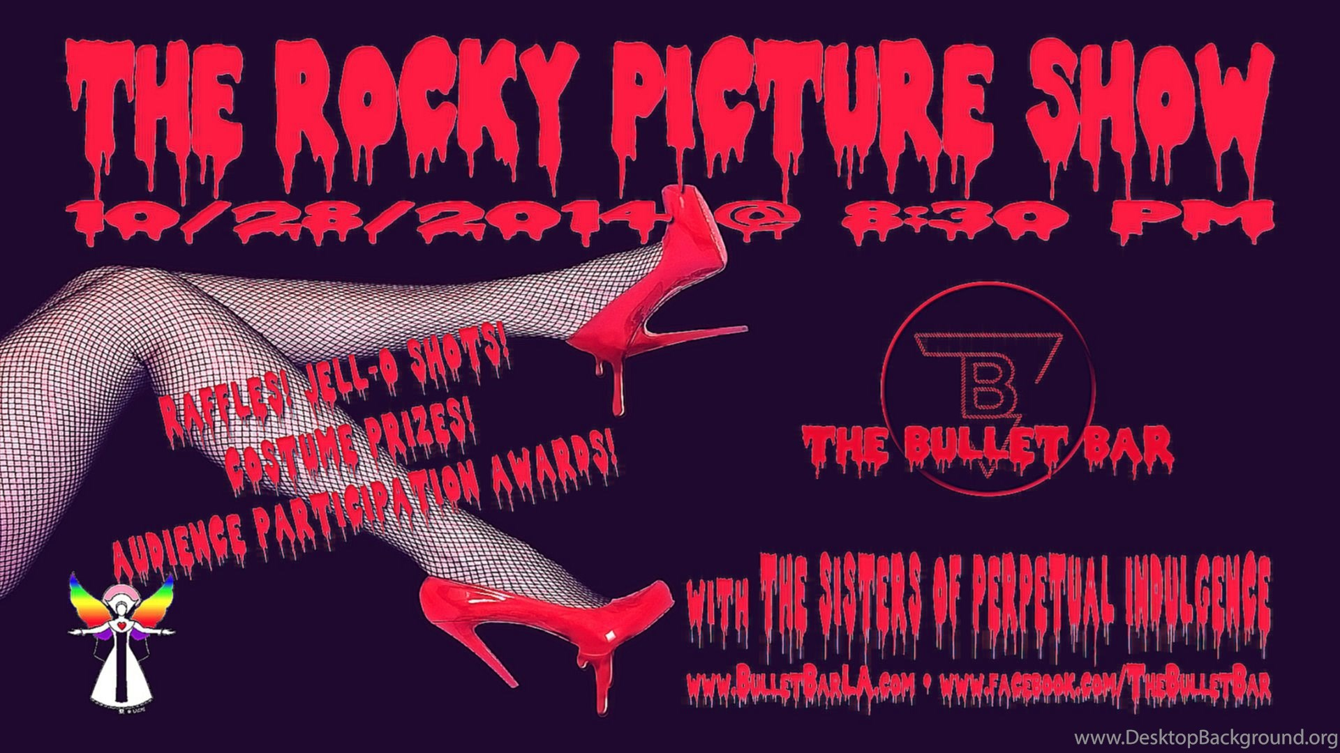 The Rocky Horror Picture Show Movie Wallpapers For Poster