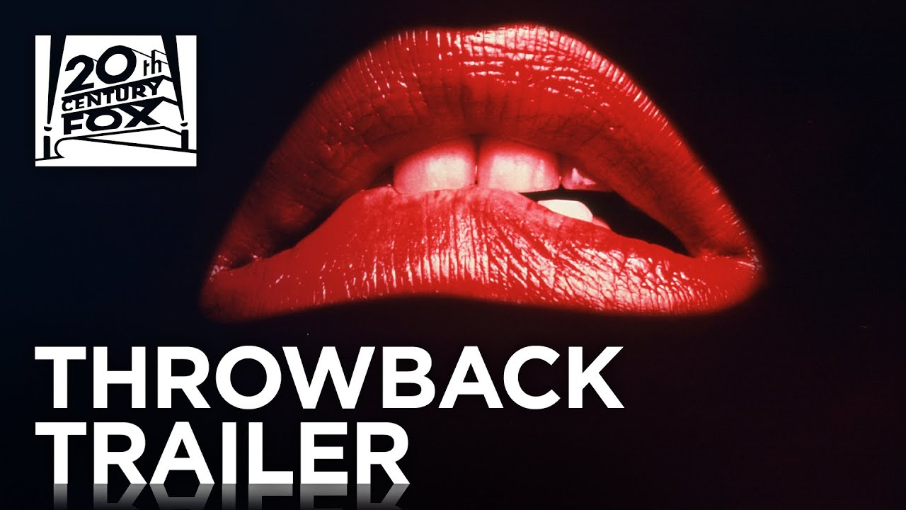 The Rocky Horror Picture Show 20th Century Fox Mouth