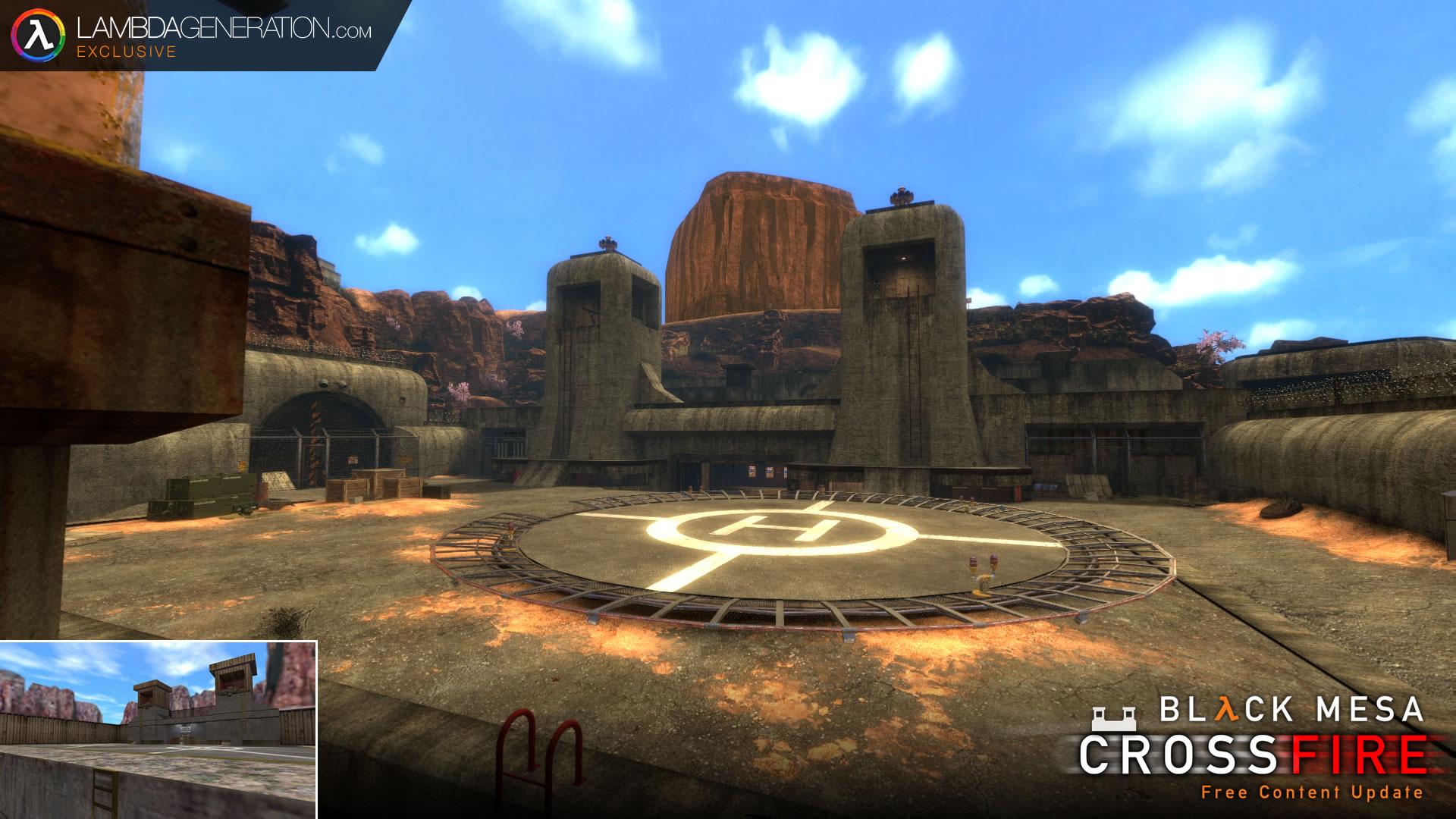 Black Mesa S Crossfire Update Half Life 2 Deathmatch Crossfire