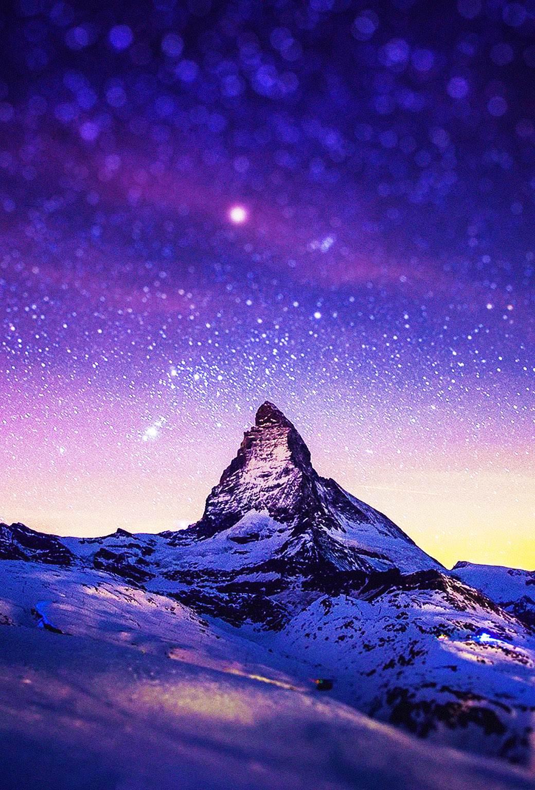 Iphone Ios 8 Wallpapers Matterhorn 1655126 Hd