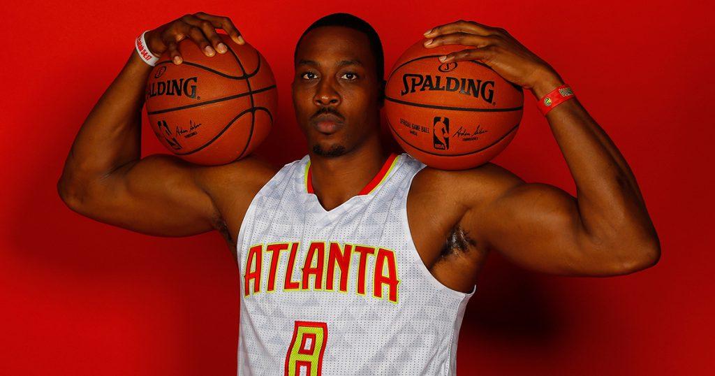 Dwight Howard Wallpapers \u2013 Orlando Magic Jersey, - Spalding Basketball , HD Wallpaper & Backgrounds