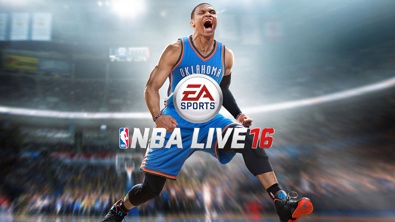 Espn And Ea Sports Holiday Giveaway Official Rules - Nba Live 16 Cover , HD Wallpaper & Backgrounds