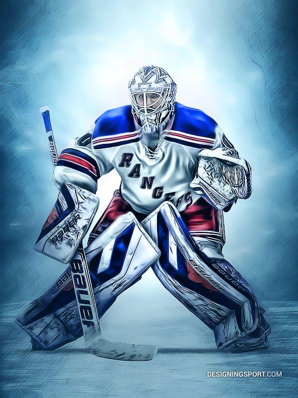 Henrik Lundqvist, New York Rangers - Henrik Lundqvist New York Rangers , HD Wallpaper & Backgrounds