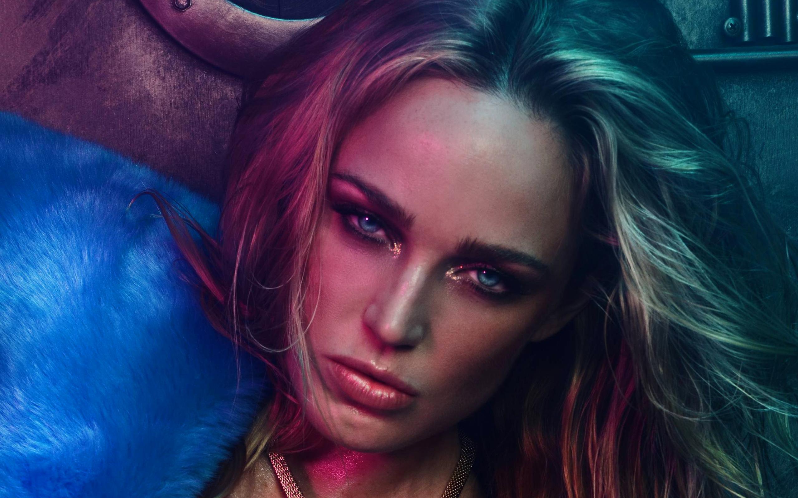 Caity Lotz, Portrait, American Actress, Beautiful Woman, - Girl , HD Wallpaper & Backgrounds